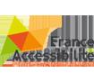 France Accessibilité logo